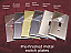 Pre-finished Metals in 6 Finishes available in 53 configurations