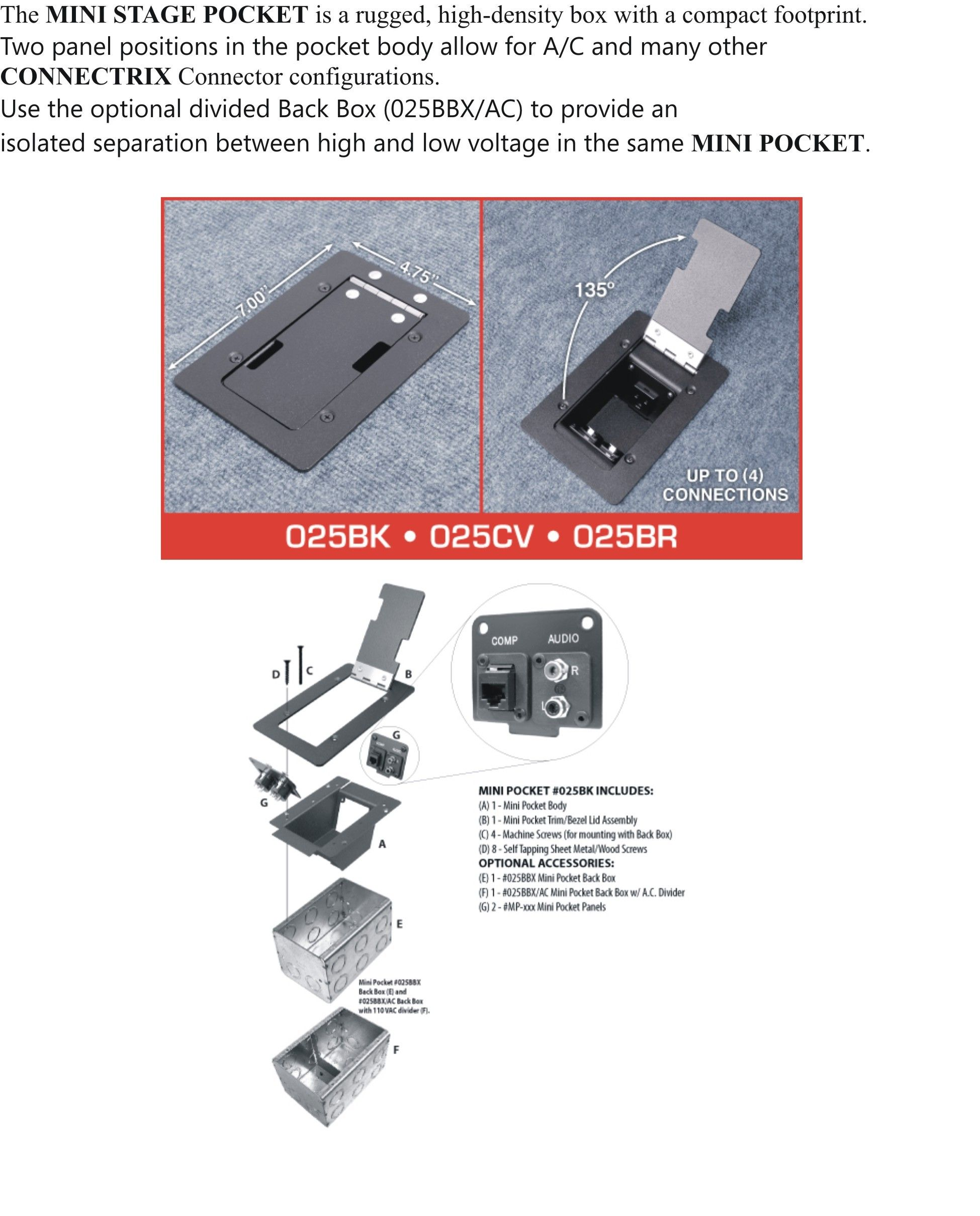 Custom Audio Video Floor Box Floor Boxes Electrical
