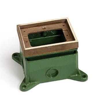 Ap 1101 58 Concrete Floor Box Rectangular Floor Box