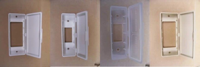 Light switch guard products for light switches
