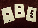 Despard style switch plates