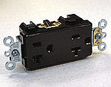 AP-16352-E decora receptacle
