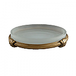 Pompeii Cabinet Hardware Design Vanity Top Soap Dish