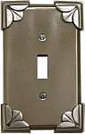 Pompeii Design Switch Plates