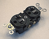 AP-CR20-E Narrow Body Duplex Receptacle