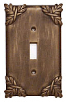 Sonnet Design Switch Plates