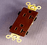 AP-16352 decora receptacle