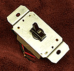 Brown Toggle Dimmers