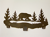 Coat hangers image in Northwoods Patina finish
