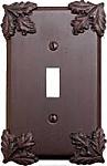 Oak Design Wallplates