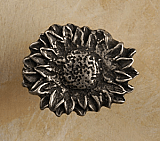 AP#429 Sunflower Oval Small Knob