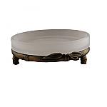 #AP1817 Bamboo Vanity Top Soap Dish