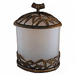 #AP1820 Bamboo Vanity Top Lg. Jar