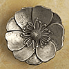 AP#2233B Lotus Flower Knob Small