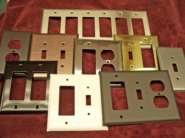 All switch plates category