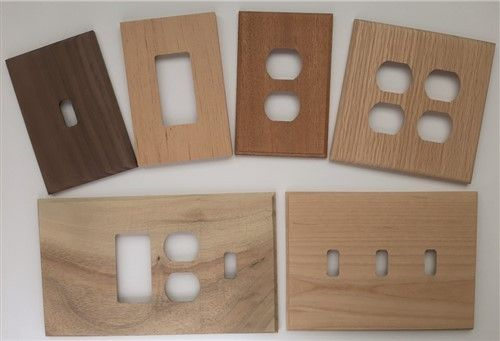 Screwless wallplates in all styles and configurations