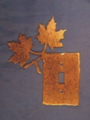 Maple Leaf left