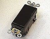 AP-5693-2E Rocker 3-Way Switch 15 amp.