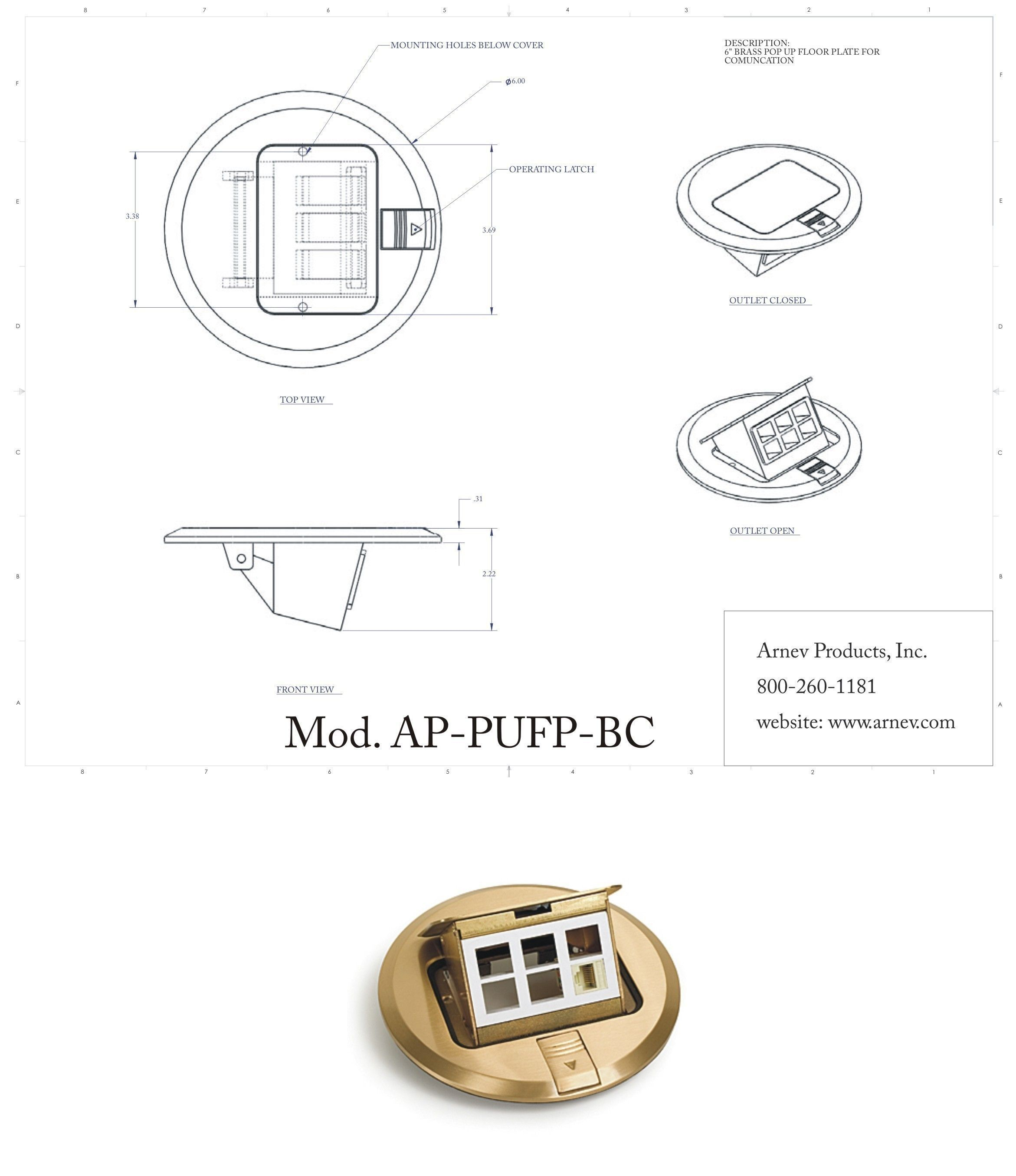 box boxes electrical customer new pcr in reviews hubbell floors outlet recessed rated low kit wall floor best helpful arlington for plate profile