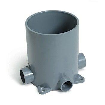 Electric Dryer Plug Adapter >> AP-FB-LEW | Concrete Floor Electrical Boxes | Outlet Concrete Floor Box | Concrete Floor ...