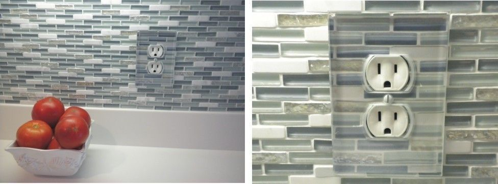 Clear Glass Switchplates Beveled Glass Switch Plates