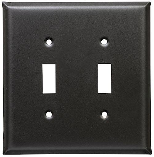 54acc35e09a Soft Black Design Switchplates