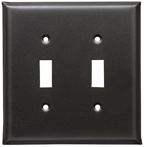 Superbe Paintable Metal Switch Plates