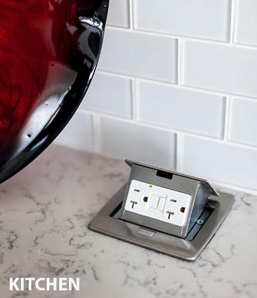 Counter Top Electrical Boxes