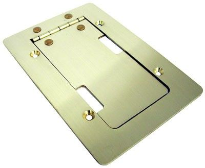 Mini Stage Pocket Av Floor Box
