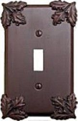 Oak Design Wallplates