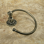 #AP1663 Corinthia Towel Ring