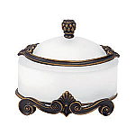 #AP1671 Corinthia Small Jar