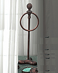 #AP1606 Oceanus Vanity Top Towel Ring