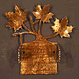 MAPLE LEAF TOILET PAPER HOLDER