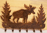 Moose Key Hook