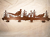 "Pheasant 36"" Coat Rack"