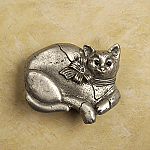 #AP47 Calico Cat Pull Small