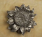 AP#146 Sunflower Knob Small