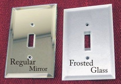 Mirror Switchplates Light Switch Plates Outlet