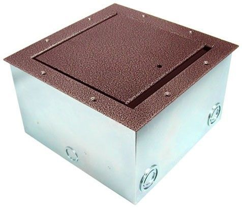 Super Pocket Av Floor Box Av Floor Boxes Data Floor