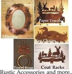 Rustid North Woods Home Decor