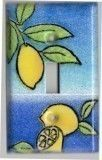 Lemon Design Porcelain Enameled switch plates
