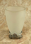 #AP1677 Corinthia Tumbler with Attached Base