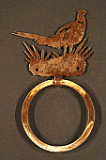 Pheasant Towel Ring