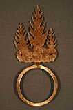 Pinetree Towel Ring