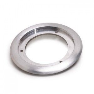 Round floor box  carpet flange cover