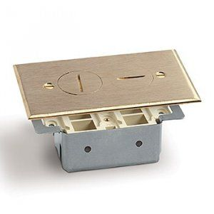 AP-RRP-2-T Floor Box for Telephone